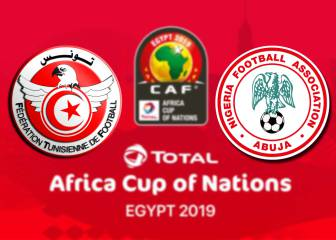 Tunisia - Nigeria, how and where to watch CAN 2019