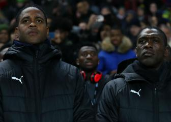 Cameroon axe Seedorf and Kluivert after AFCON exit