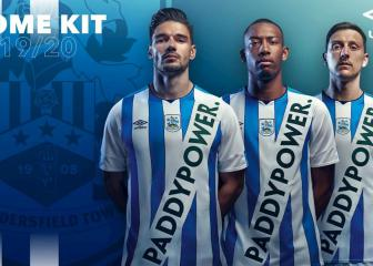 Huddersfield cause a stir with sponsorship on 'new home kit'