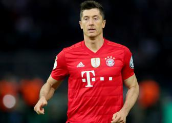 Lewandowski: Bayern must spend big to stay competitive