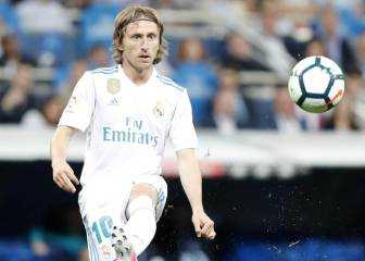 AC Milan enquire about Luka Modric
