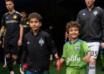 Sounders delight the world with new keeper Bheem Goya