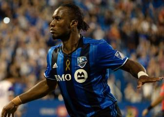 Didier Drogba returns to Montreal Impact