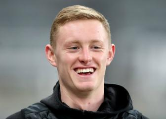 United's Longstaff 'flattered' by United interest