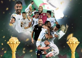 Bounedjah strike sees Algeria crowned CAN 2019 champions