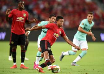 United's youngsters come on to claim victory over inter