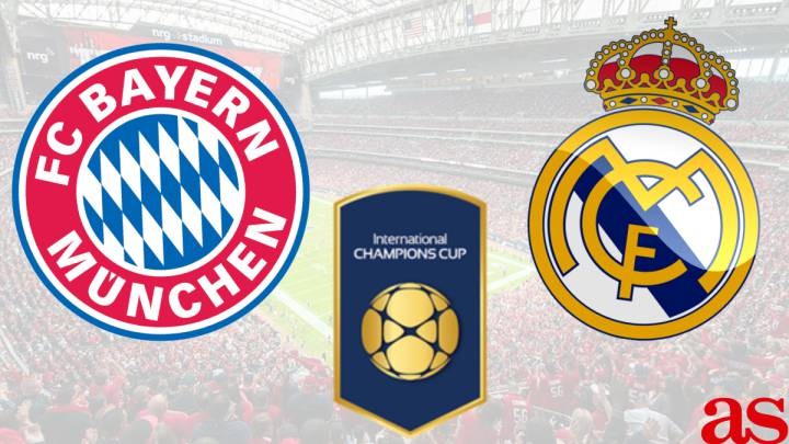Bayern Munich vs Real Madrid - ICC 2019: how and where to