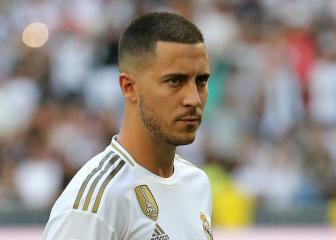 Hazard needed step up to Real Madrid, says Zidane