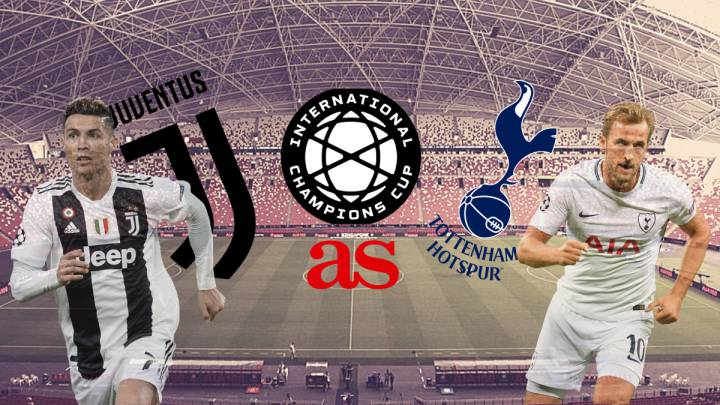Juventus vs Tottenham - how and where to watch: times, TV