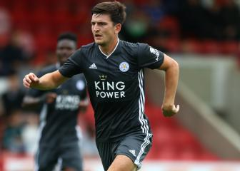 Harry Maguire not affected by transfer rumours - Wes Morgan