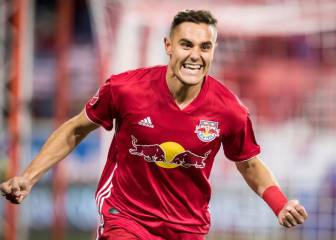 NY Red Bulls' Aaron Long could join West Ham United