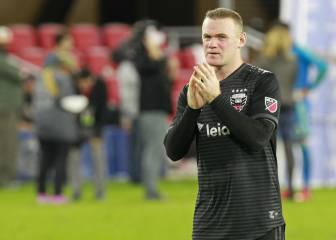 Wayne Rooney on leave as DC crash to Atlanta defeat