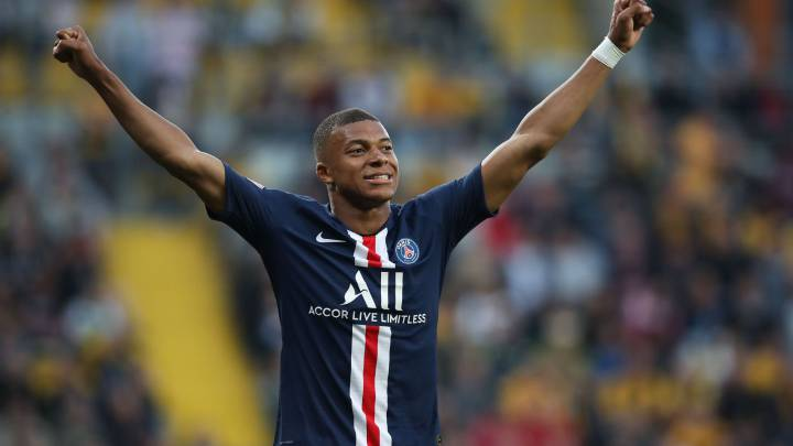Mbappe Could Be Next To Jump Ship At Psg As Com