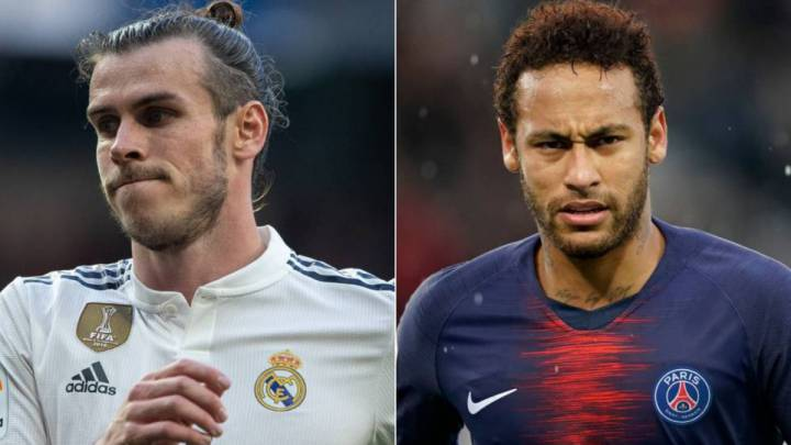 info for ec49c 380eb Real Madrid offer PSG Bale plus €90m for Neymar - reports ...