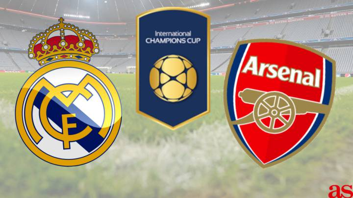 Real Madrid vs Arsenal: ICC 2019: how and where to watch