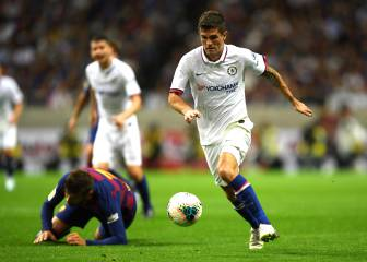 Pulisic dazzles in Blues victory over Barcelona