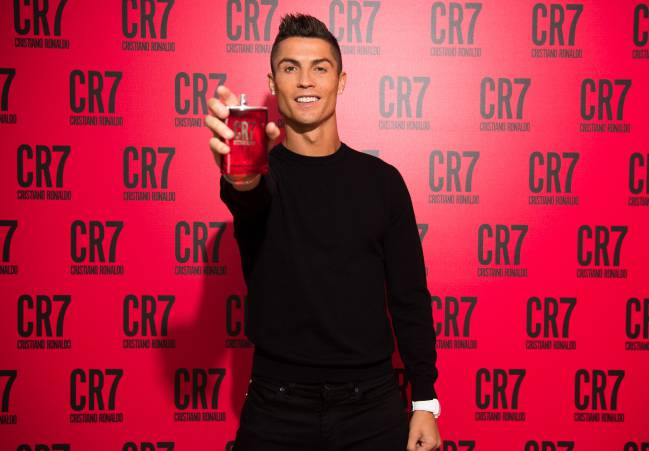 Cristiano Ronaldo Tops Instagram 2019 Rich List As Com