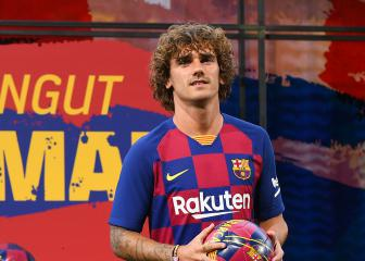 Atlético demand LaLiga revoke Griezmann's playing license