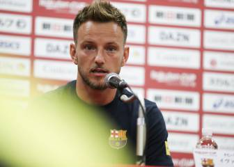 Barça-Rakitic contract stalemate points to Camp Nou exit