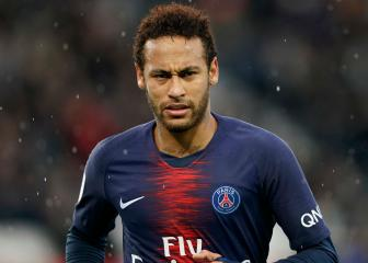 Neymar left out of PSG-Inter Milan match