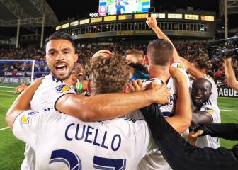 LA Galaxy the only MLS survivor of the Leagues Cup