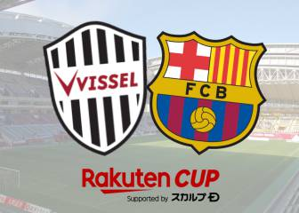 Vissel Kobe vs Barcelona: Rakuten Cup 2019 - how and where to watch