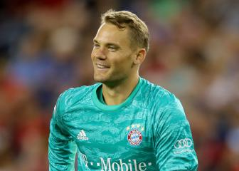 Bayern Munich's Manuel Neuer finally feeling pain-free