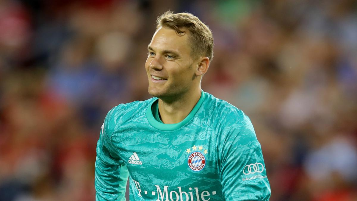 Bayern captain Neuer finally feeling pain-free