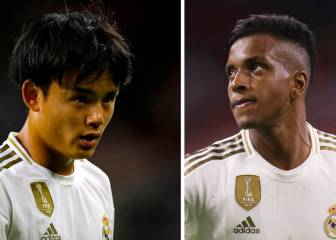 Fans give Kubo the nod over Rodrygo as Asensio replacement
