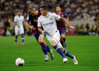 Christian Pulisic can be one of the best - Eden Hazard