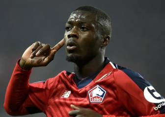 Arsenal reach deal to sign Lille's Nicolas Pepe for €80m