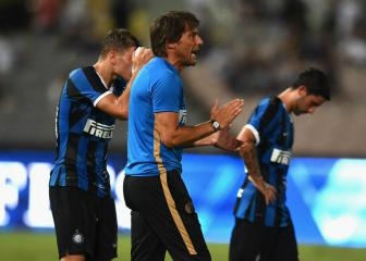Inter beat Neymar-less PSG after dramatic ending