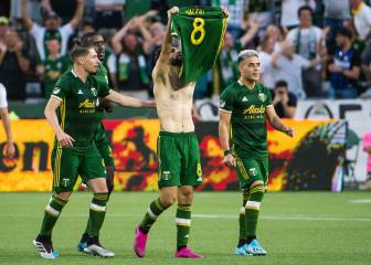 Portland Timbers 4-0 LA Galaxy: Timbers give LA an ice bucket