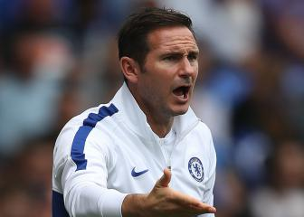 Lampard asks Chelsea fans to stop singing West Ham 'pikeys' song