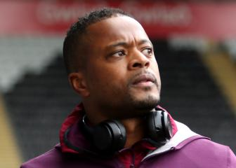 Former Manchester United and France defender Evra announces retirement