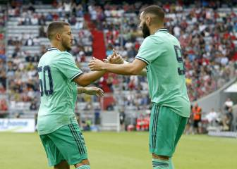 Benzema triple helps Madrid secure Audi Cup 2019 bronze