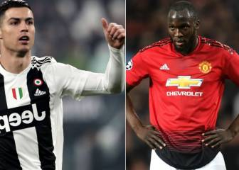 Ronaldo gives Juventus green light to sign Lukaku