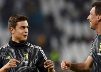 Transfer news round-up: Lukaku agrees terms as Juve push Dybala & Mandzukic to United