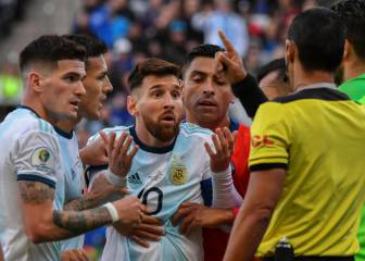 Messi banned for three months for 'corruption' comments