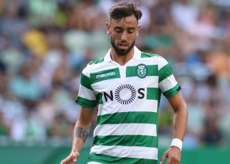 Real Madrid enter race for Bruno Fernandes - reports