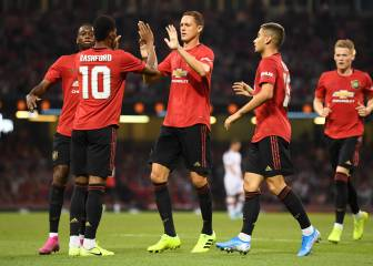 Manchester United beat AC Milan on penalties in ICC