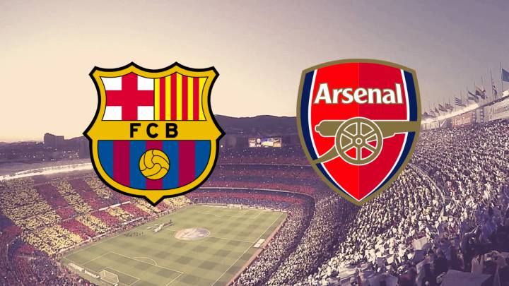 Barcelona - Arsenal: how and where to watch, times, TV