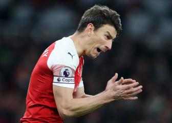 Laurent Koscielny joins Girondins from Arsenal
