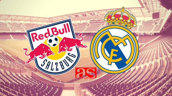 RB Salzburg vs Real Madrid: how and where to watch, times