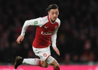 Özil in the frame to replace Rooney at DC United