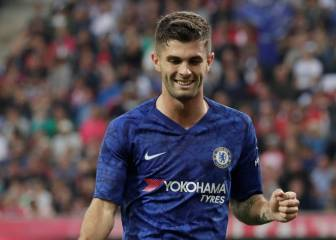 Christian Pulisic shirt number with Chelsea revealed