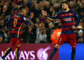 Neymar must talk - Piqué hopes star returns to Barcelona