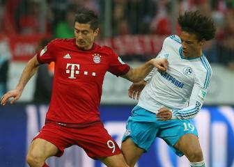 Lewandowski: Sané not enough to cover Bayern squad losses