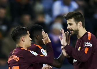 Piqué just wants Coutinho to be happy whatever happens