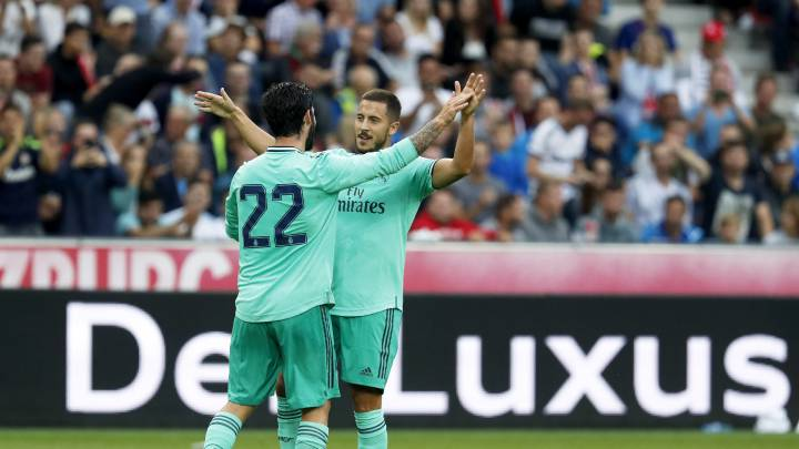Red Bull Salzburg vs Real Madrid live online: friendly match